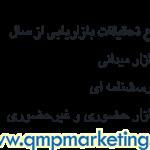 تحقیقات بازار - تحقیقات بازاریابی