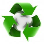 بازاریابی سبز - علامت بازیافت