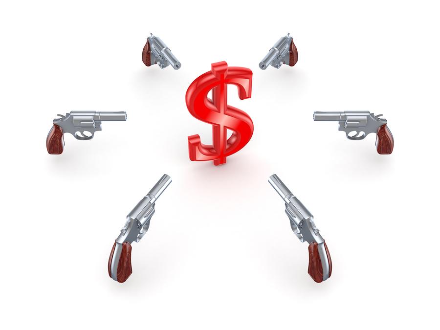 جنگ قیمت - سقوط دلار - pricing