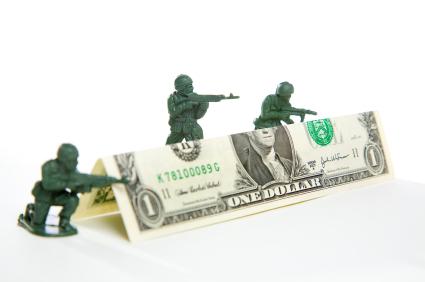 جنگ قیمت - Price war - دلار امریکا
