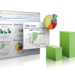 هوش تجاری - Business Intelligence - نمودار سه بعدی