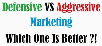 بازاریابی تهاجمی - بازاریابی حمله