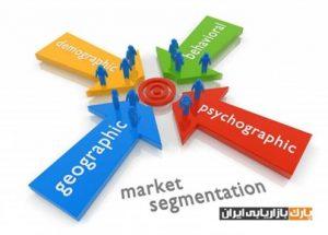 بخش بندی بازار - هدف گذاری مشتریان