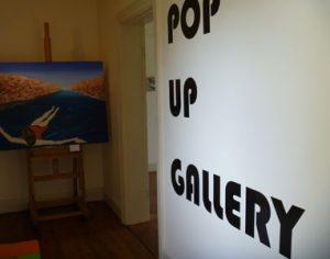 بازاریابی آثار هنری - پاپ آپ