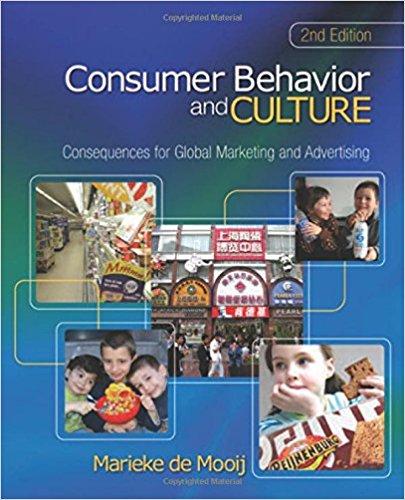کتاب رفتار مصرف کننده بازاریابی